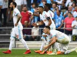 Marseille recebem o Salzburg.AFP
