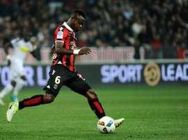 Jogador do Nice era alvo do Barça já há muitos meses. AFP