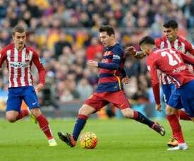 Le FC Barcelone doit affronter des problèmes de masse salariale. AFP