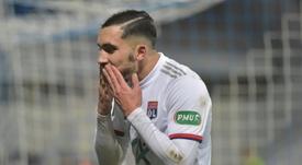 Rayan Cherki, tout feu tout flegme. AFP