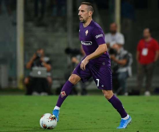 Badelj elogia Ribery. AFP