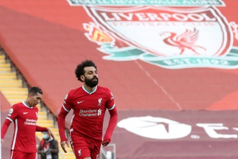 McManaman criticó las exigencias de Salah. AFP