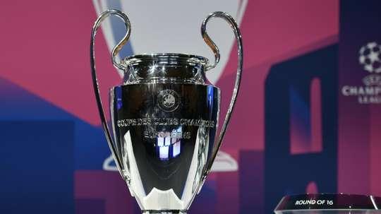 Suivez le direct du tirage au sort de la Ligue des champions 2020-2021. AFP
