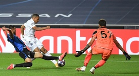 PSG in semifinale. AFP