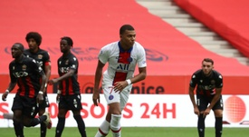 Mbappé quiere salir del PSG en 2021. AFP