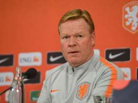 Holanda quer buscar duas promessas estrangeiras para a seleção. AFP