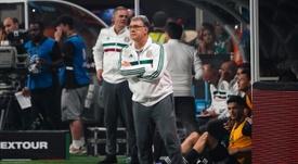El 'Tata' Martino confía en disputar las siguientes Copa América. AFP