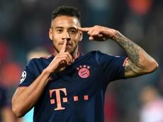 Tolisso, Lyonnais pour toujours mais rival d'un soir avec le Bayern. afp