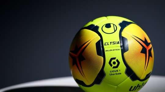 La reprise de la Ligue 1 sur un fil. AFP