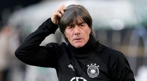 Joachim Löw se prépare à une reprise en septembre. AFP