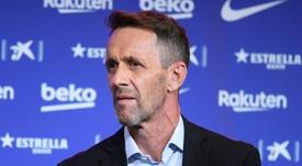 Ramón Planes, director of sport for Barca. EFE