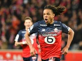 Lille regrette l'échec des négociations avec Rémy. AFP