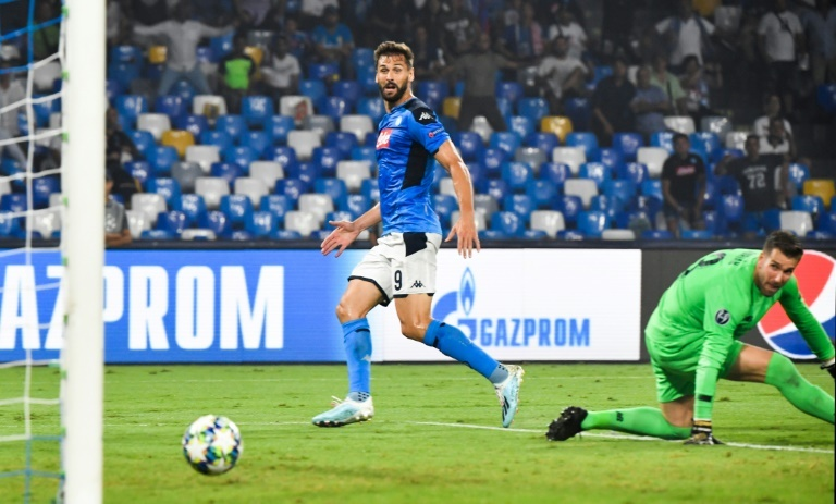 El Inter, detrás de Fernando Llorente