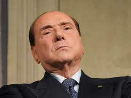 Berlusconi rachète Monza. AFP