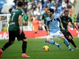 Everton and Juventus want Alberto. AFP