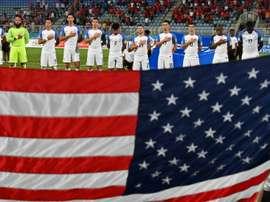Les USA n'iront pas au Mondial. AFP