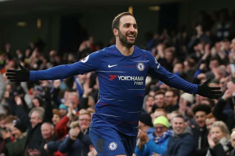 Roma and Juventus have agreed for Higuain to join Roma. AFP