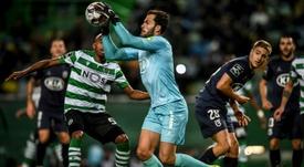 Este lunes, el Belenenses visita al Benfica. AFP
