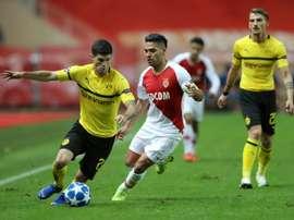 Pulisic va rester à Dortmund. AFP