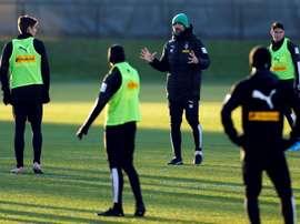 Testes positivos aparecem na equipe alemã. AFP