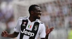 Matuidi fica na Juventus. AFP