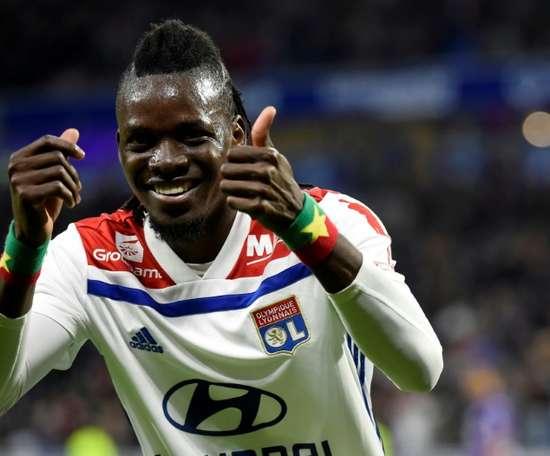Bertrand Traoré may be on Everton's radar. AFP