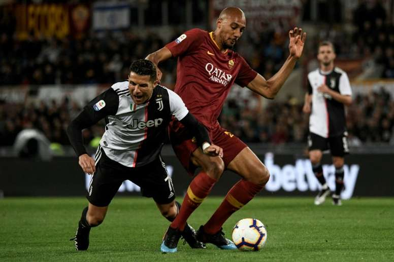 N'Zonzi is close to moving to Turkey on loan. AFP