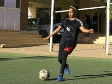 Au Soudan, un championnat de foot modèle pour les droits des femmes. AFP