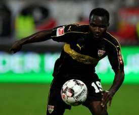 L'international congolais Chadrac Akolo prêté à Amiens. AFP