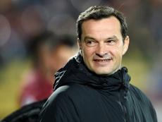 Le FC Metz a retrouvé les terrains d'entraînement. AFP