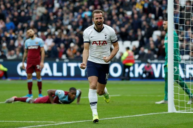 Real Madrid will look to sign Harry Kane in summer 2021. AFP
