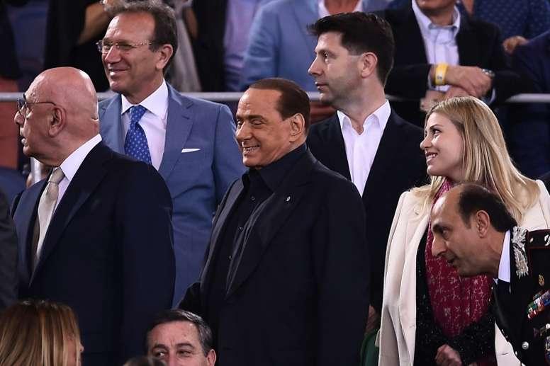 Berlusconi quiere así su Monza. AFP