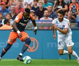 Lyon a été tenu en échec par Amiens. AFP