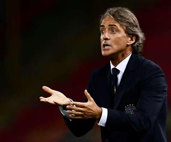 L'Italie n'a pas su battre la Pologne. AFP