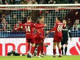 Naples qualifié pour les huitièmes de finale. AFP