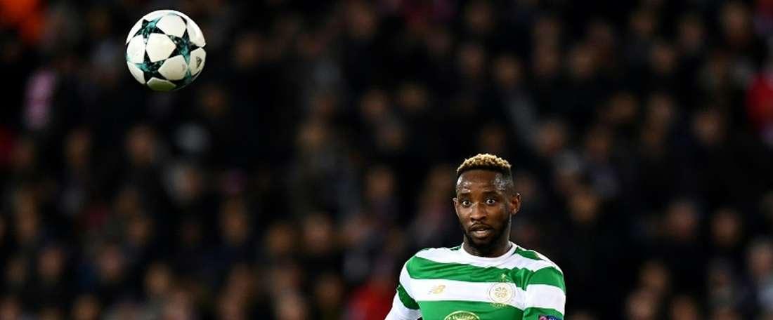 Le Celtic a remporté le derby. AFP