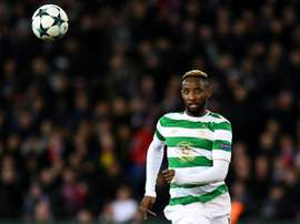Le Celtic a remporté le derby. AFP