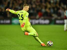 Hart, à Stamford Bridge ? AFP