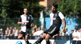 Tous à l'assaut de la nouvelle Juventus. AFP