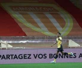 El Lille barre a un Mónaco falto de ideas. AFP