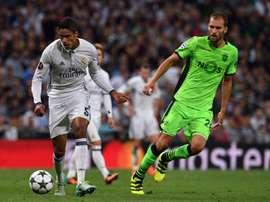 Bas Dost já tem 22 golos na liga portuguesa. AFP