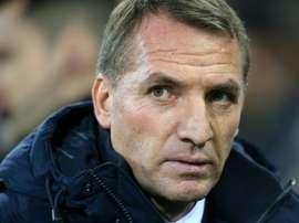 Brendan Rodgers confie avoir eu le Covid-19. AFP