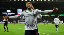 Liverpool poursuit sa marche en avant. AFP