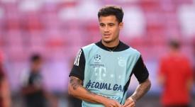 Le sauveur de Philippe Coutinho. AFP