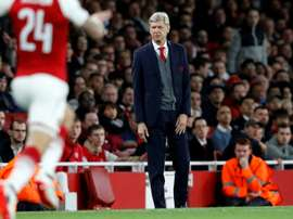 Le technicien d'Arsenal prévoit de renforcer sa défense. AFP