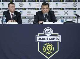 Quatre clubs français iront aux États-Unis. AFP