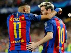 Le PSG, toujours sur le dossier Leo Messi ? AFP