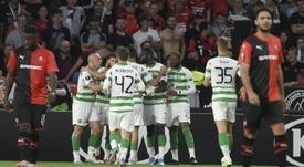 Así les fue al resto de equipos en el primer horario de Europa League. AFP