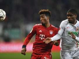Le groupe du Bayern. Goal