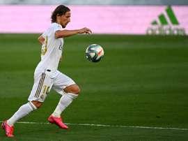 Il Real Madrid vince la prima amichevole. AFP